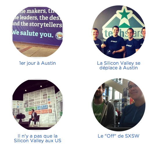 Go find and read our reports and videos on SXSW